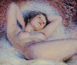 William Henry Clapp (American, 1879-1954)      Nude