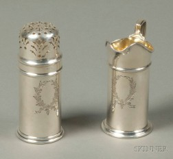 Two American Sterling Serving Pieces