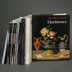 Group of Books and Auction Catalogs Related to Souvenirs of the Grand Tour