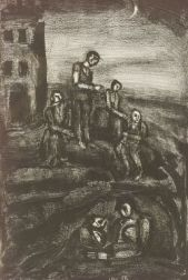 Georges Rouault (French, 1871-1958)  Farniente