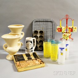 Group of Vintage Items