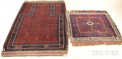 Two Baluch Rugs