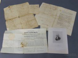 Six 18th Century Documents