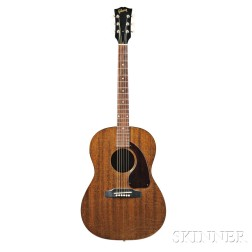 American Guitar, Gibson Incorporated, 1961-62, Style LG-O