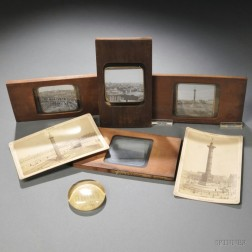 Group of Photographic Souvenirs of the Grand Tour