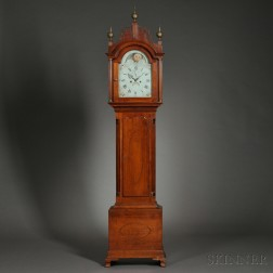Cherry Connecticut River Valley Tall Clock