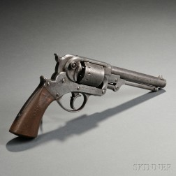Starr Arms Double Action Model 1858 Army Revolver