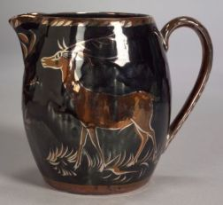 Wedgwood Alfred Powell Decorated Earthenware Jug
