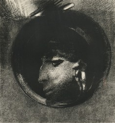 Odilon Redon (French, 1840-1916)      Cellule auriculaire