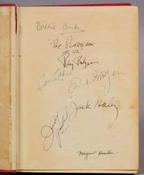Baum, L. Frank, (The Wizard of Oz, Cast Signed)