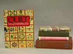 Collection of Twenty-eight Books Related to Textiles