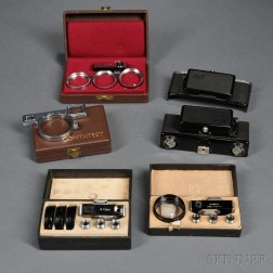 Zeiss Ikon Accessories for Contax Cameras