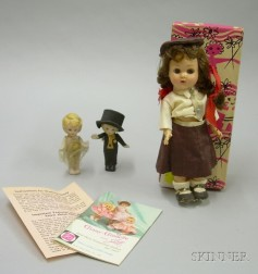 Vogue Girl Scout Ginny Walker Doll in Box
