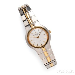 """Lady's 18kt Gold and Stainless Steel """"Phidias"""" Wristwatch, Vacheron Constantin"""