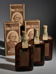 Daniel Webster Pure Medicinal Whiskey