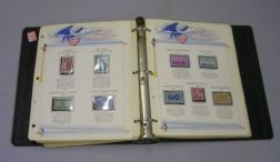 Album of 20th Century Mint and Used U.S. Stamps