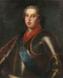 Continental School, 18th Century      Nobleman of the Order of the Golden Fleece