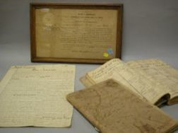 Two Early 19th Century Handwritten Instructional Booklets by John and Joseph Guyon