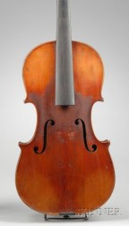 German Violin, c. 1910