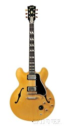 American Guitar, Gibson Incorporated, Kalamazoo, 1959, Style ES-345