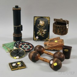 Group of Miscellaneous Toys and Other Items