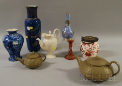 Eight Assorted Wedgwood Ceramic Items