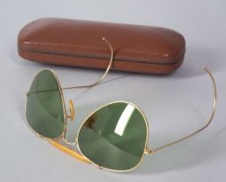 Vintage B & L Ray-Ban Aviator Sunglasses