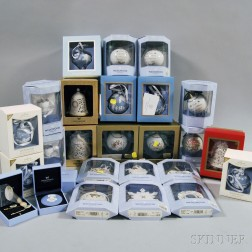 Large Group of Wedgwood Jewelry and Ornaments