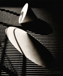 György Kepes (Hungarian/American, 1906-2001)      Solid Forms