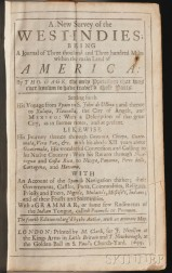 Gage, Thomas (1603?-1656) A New Survey of the West Indies
