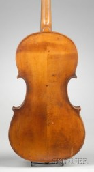 French Violin, Caussin School