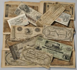 Group of Obsolete Currency