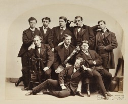 Yale College Yearbook, Class of 1869.