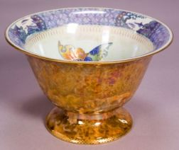 Wedgwood Butterfly Lustre Antique Centre Bowl