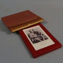 Three Signed Volumes in Presentation Slipcases:   Truman Capote (1924-1984)