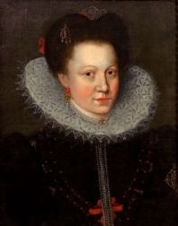British School, 16th Century Style    Portrait of a Royal Lady, Possibly Mary Queen of Scots