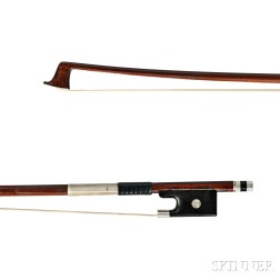 German Violin Bow with Vuillaume-style Frog