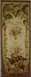 Aubusson-style Tapestry Panel