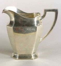 "Gorham Sterling ""Fairfax"" Pitcher"