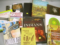 Eleven Books and Pamphlets Related to America and the American West