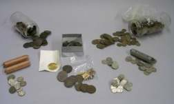 Collection of Circulated U.S. and World Coins