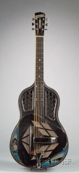 American Guitar, National String Instrument Corporation, Chicago, 1937, Model Tricon