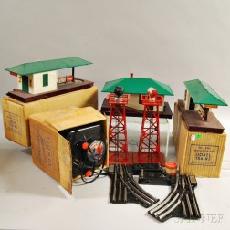 Group of Lionel Accessories