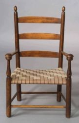Shaker Child's Production Armchair