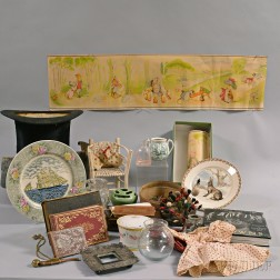 Group of Decorative Accessories