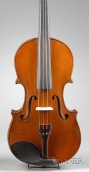 French Violin, Chipot-Vuillaume, c. 1880