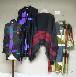 Group of Assorted 1970s-80s Vintage Clothing