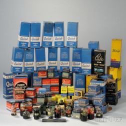 Large Collection of Fountain Pen Ink