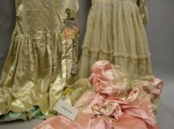 Five Assorted 1910-1940 Lady's Gowns and Dresses.