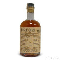 Buffalo Trace Experimental Collection Bourbon Made with Oats 9 Years 5 Months Old, 1 375ml bottle